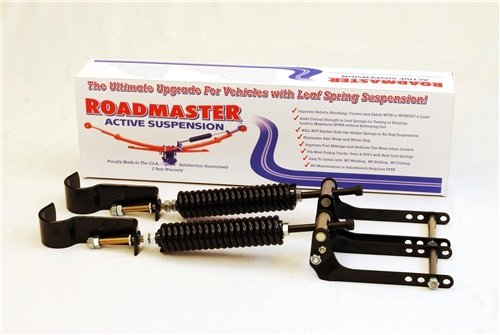 Roadmaster Active Suspension 3621 1999-2005 2WD & 4WD Ford Excursion SUV Suspension Kit 2wd Suv