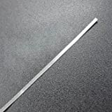 8' Silver Strip for Coil Making - Antimicrobial (.999 Fine Silver)