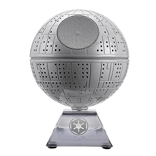 Price comparison product image iHome Star Wars Death Star Bluetooth Speaker Li-B18.FX