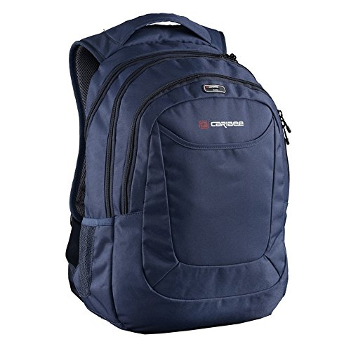 Action Harness (CARIBEE 15.4 College 30 Laptop Action Extreme harness Backpack navy)