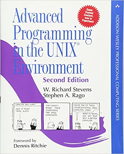 Advanced programming in the unix environment second edition advanced programming in the unix environment second edition addison wesley professional computing series 2nd edition fandeluxe Images