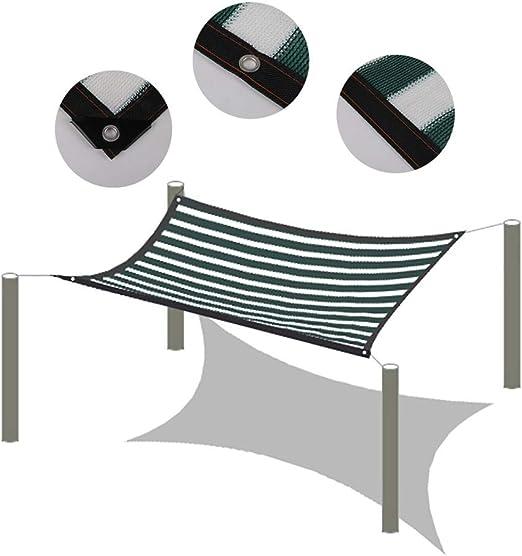 Toldos Telas Sombra de Tela UV-Blocking Sun Shade Sail para Patio al Aire Libre, Piscina, Cubierta para pérgola - Rectangular (Size : 4X5M): Amazon.es: Hogar