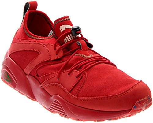 Puma Flammande Ära Soft Flag Red