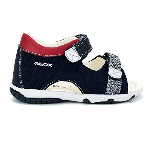 Geox Sandal Elba Boy - B82L8B01054C4211 - Color Navy Blue - Size: 5.5 by Geox
