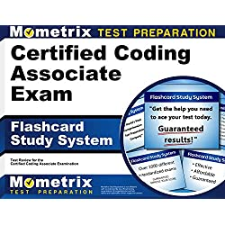 Certified Coding Associate Exam Flashcard Study System: CCA Test Practice Questions & Review for the Certified Coding Associate Examination (Cards)