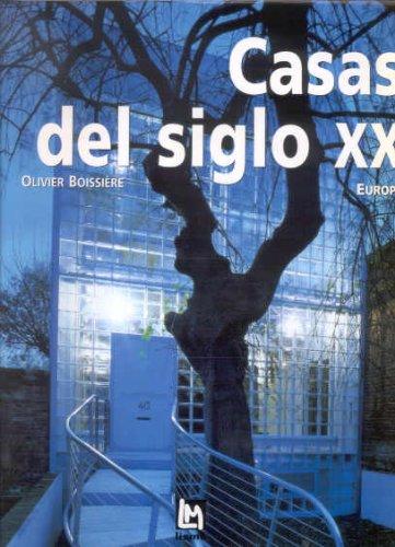 Descargar Libro Casas Del Siglo Xx Olivier Boissiere