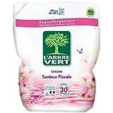 L'Arbre Vert - Recharge Lessive Liquide - Senteur Florale - 2 L