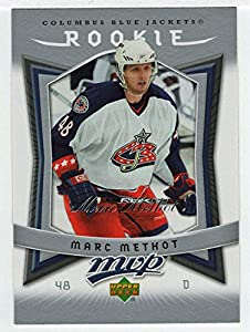 Marc Methot RC (Hockey Card) 2007-08 Upper Deck MVP # 307