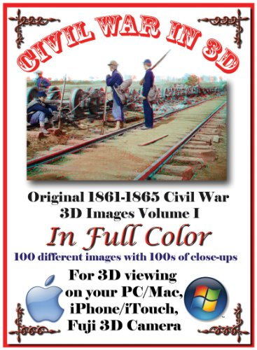 Civil War In 3D and Full color (for Windows/Mac) ()