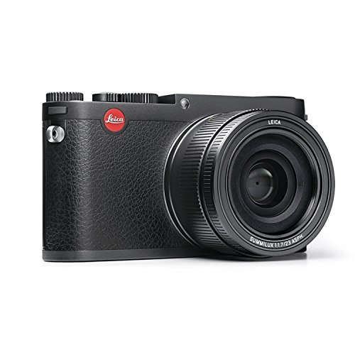 Leica X  Black 18440 Digital Camera