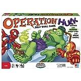 Operation Skill Hulk Edition Board Game