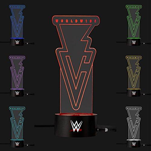 WWE Authentic Wear Finn Balor 7 Color Changing 3D Desk Light