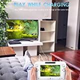 2Pack 10FT Charger Cable for Wii U Gamepad, AC