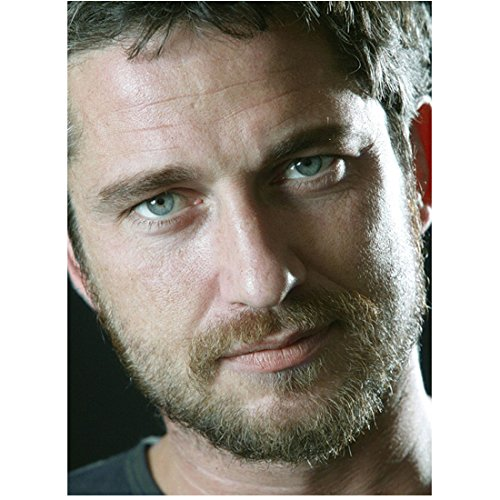 (Gerard Butler 8x10 Photo 300 How to Train Your Dragon P.S. I Love You Close-Up w/Those Beautiful Baby Blues kn)
