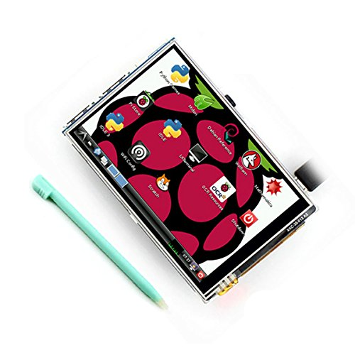 BephaMart 3.5 Inch 320 X 480 TFT LCD Display Touch Board For Raspberry Pi 2 Model B & RPI B+ Shipped and Sold by BephaMart