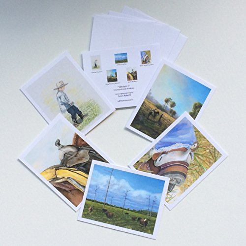 Western Note Card Pack