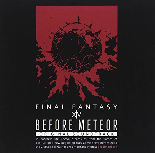 Game Music - Before Meteor: Final Fantasy Xiv Original Soundtrack [Japan BD] SQEX-20012