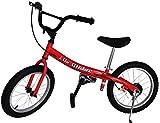 16 Inch Balance Bike Best Deals - Glide Bikes Kid's Go Glider Balance Bike, Red, 16-Inch