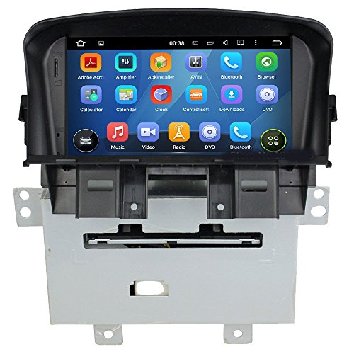 7 inch Android Car DVD Player in dash Rockchip RK3188 RDS AUX DVR Mirror Link 16GB Quad Core for CHEVROLET CRUZE / DAEWOO LACETTI with can bus (Chevy Cruze Gps Radio compare prices)