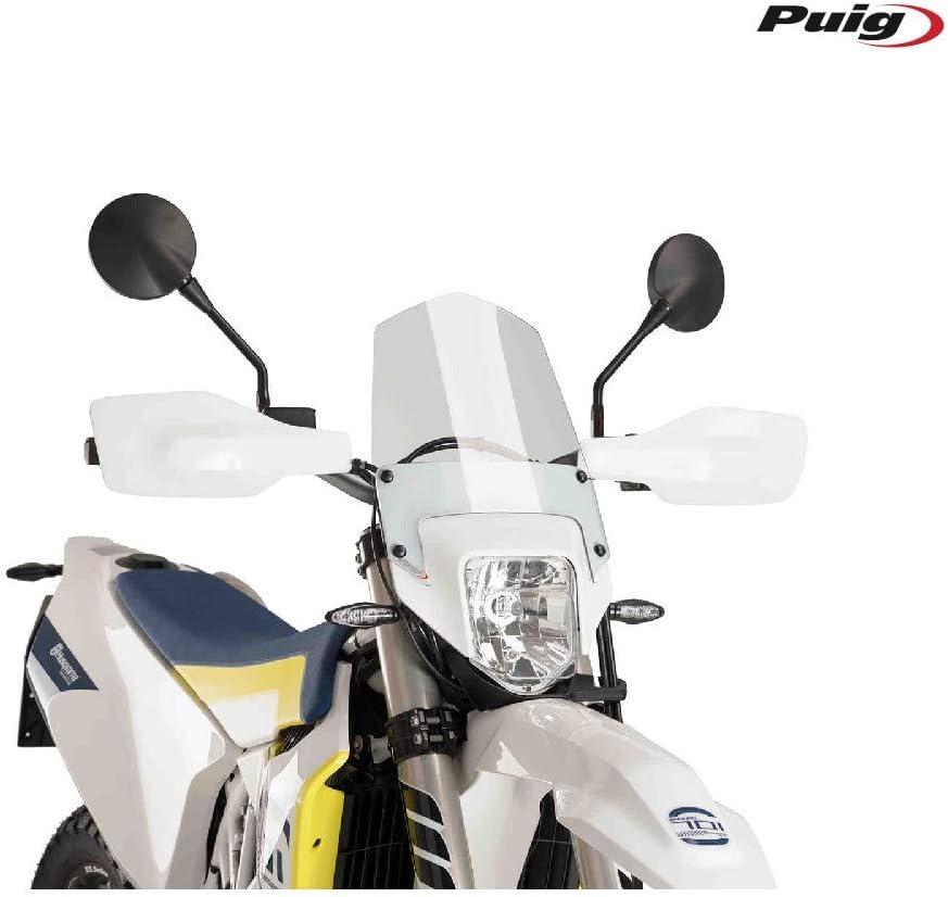 PUIG NAKED NEW GENERATION WINDSHIELD DARK SMOKE KTM 690 Duke Fits
