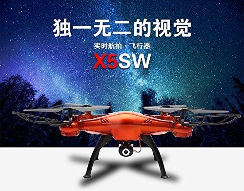 Syma-X5SW-1-Mejorado-Versin-de-X5SW-Exploradores-RTF-Dron-Aeroplano-de-Radio-Control-Vuelo-UFO-24GHz-6-Eje-4-Canales-3D-FPV-Cuadricptero-RC-con-WIFI-Cmara-Modo-2-en-tiempo-Real-Transmisin