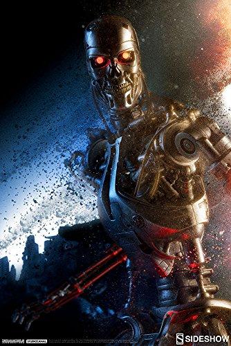 Sideshow Terminator - Sideshow Terminator T-800 Endoskeleton Maquette Statue