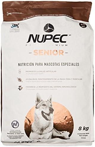 Nupec Croquetas para Perros, Senior, 8 kg 2