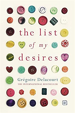 book cover of The List of My Desires