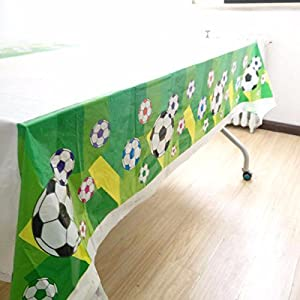 Partymane Football Theme Table Covers...