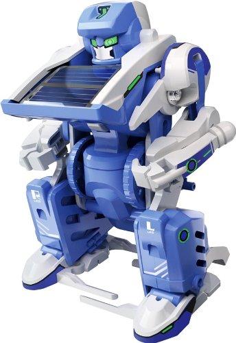 Transforming Solar Robot