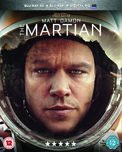 The Martian [Blu-ray] [2015]