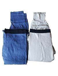 Pack of 3 St. John's Bay Men's Thermal Cotton Long John Bottom Pant