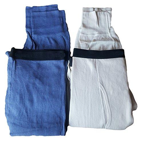 pack-of-3-st-johns-bay-mens-thermal-wool-long-john-bottom-pant-large