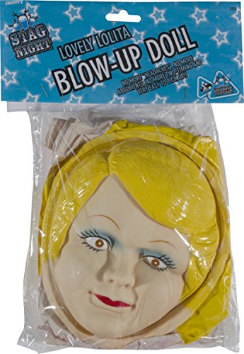 Bristol Novelty Smiffys Blow-Up Doll, Female ()