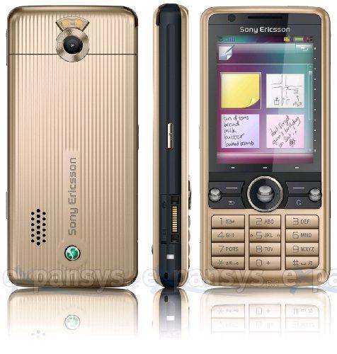 (Sony Ericsson G700 Triband GSM Phone Bronze (Unlocked))