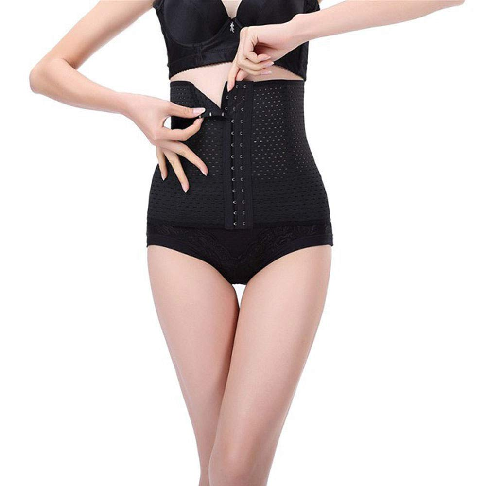 Women Breathable Waist Trainer - Tummy Girdle Belt Sport Body Shaper Trainer Control Corset