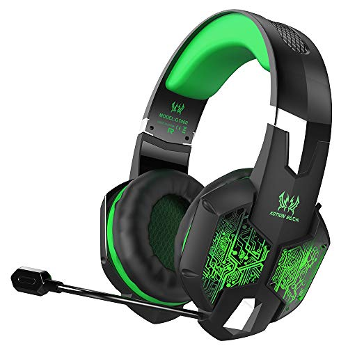 PC Hardware : VersionTech Professional Stereo Gaming Headset with Microphone for Mac PC Computer
