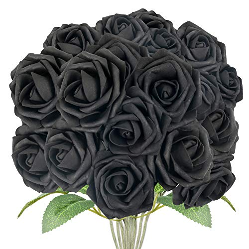 WONDERFUL BLACK ROSES