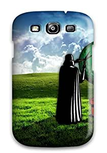Galaxy S3 Case, Premium Protective Case With Awesome Look - Star Wars Humor