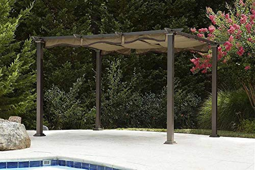 The Outdoor Patio Store Pergola Canopy Top for 2013 Sears Garden Oasis Pergola (Outdoor Patio Sears)