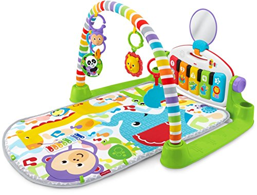 Fisher-Price Deluxe Kick & Play Piano Gym (Play Arch)