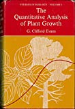 img - for The quantitative analysis of plant growth (Studies in ecology) book / textbook / text book