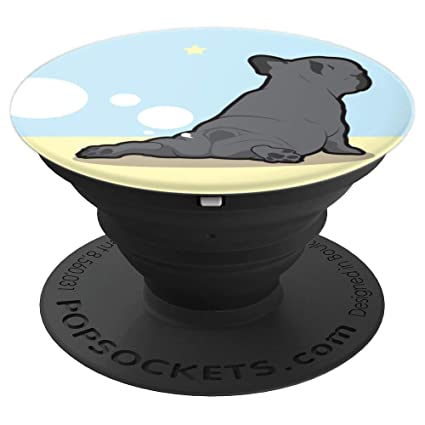 Amazon.com: French Bulldog Yoga Fart Style Pop Funny ...
