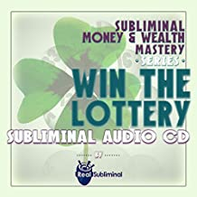 Subliminal Money & Wealth Mastery Series: Win The Lottery Subliminal Audio CD