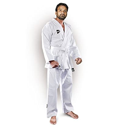 GREEN HILL Greenhill Karate Suit Club (White, 00/120 ...