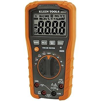 Klein Tools MM600 Auto-Ranging 1000V Digital Multimeter