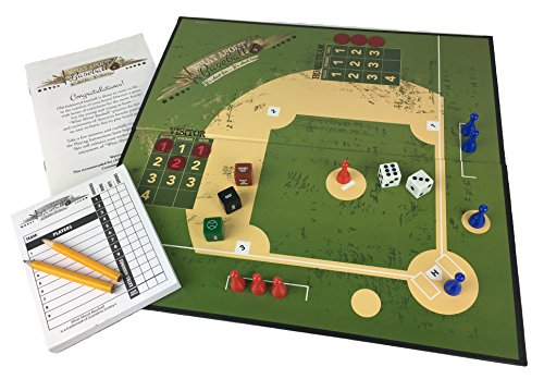 Grandma Smiley's What About Baseball Board Game