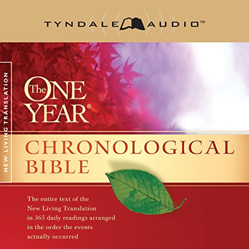 The One Year Chronological Bible NLT Audiobook [Free Download by Trial] thumbnail