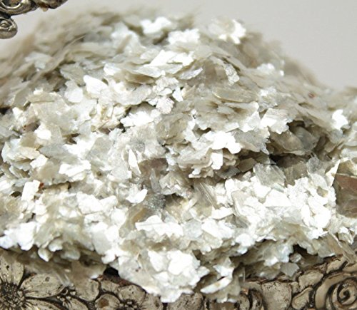 Silver - Natural Mica - 311-4321 (8 oz Bulk (1/2 Pound)) by Meyer Imports (Image #5)