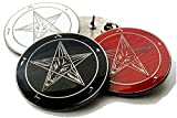 Church of Satan Lapel Pins - 3 piece Set